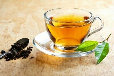 green tea for anti-aging