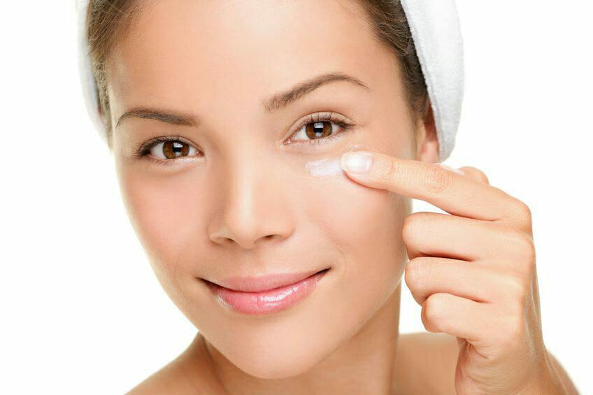 Dry skin under eyes treatments