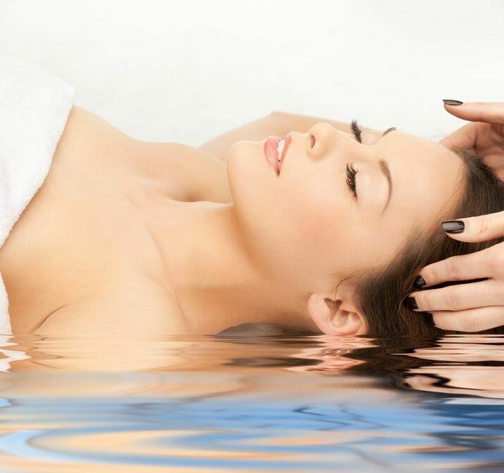Body Treatment For A Sensitive Skin