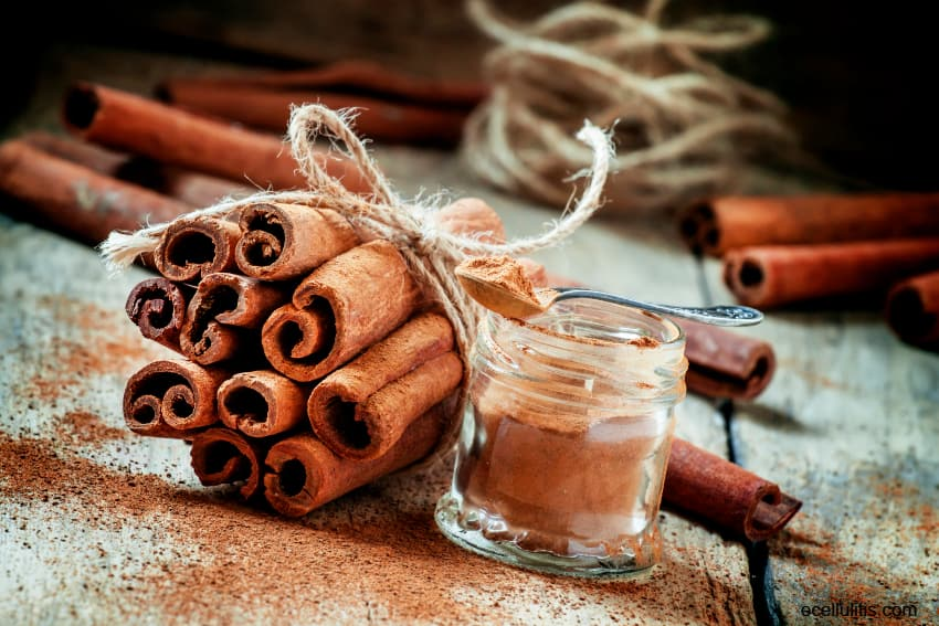 Cinnamon - 30+ Foods That Burn Calories