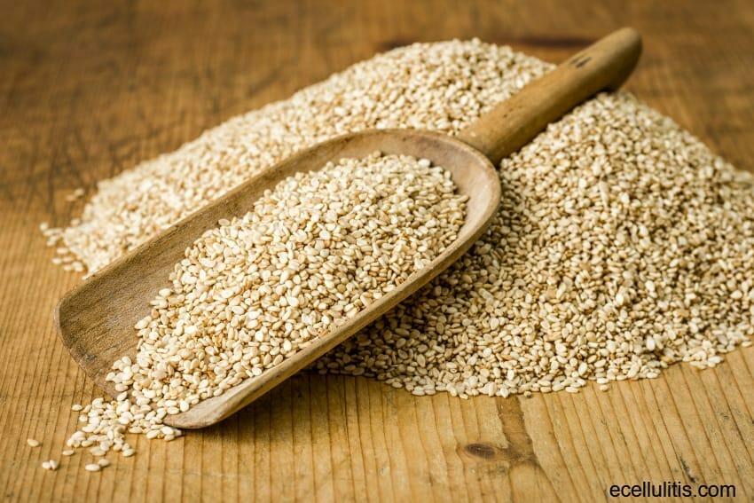 Sesame seads - benefits