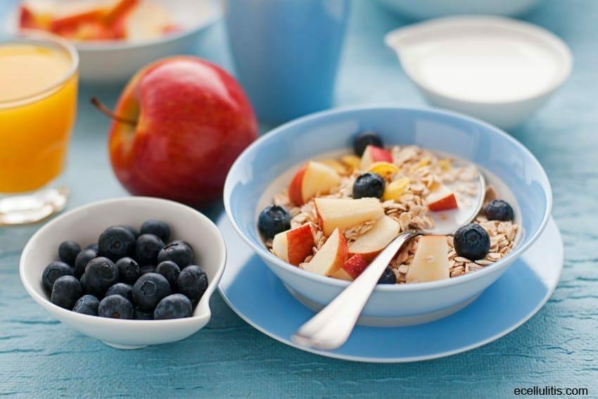 eat breakfast - thanksgiving nutrition rules