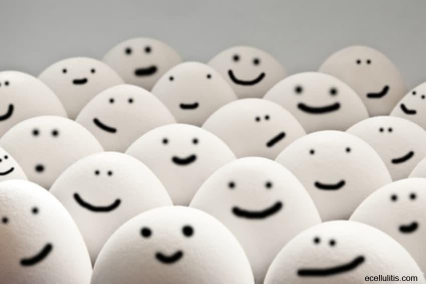 egg whites benefits - wrinkles
