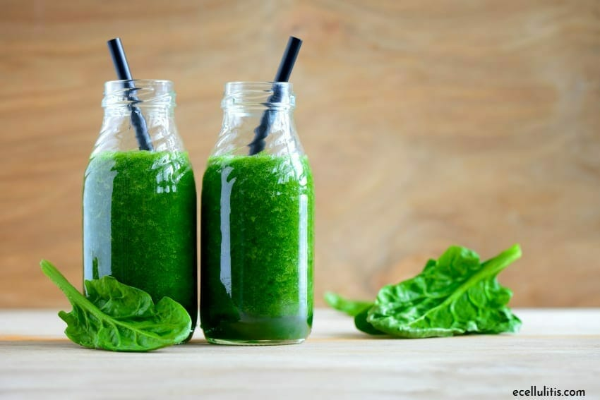 green smoothie - want to make a green smoothie but don't know how