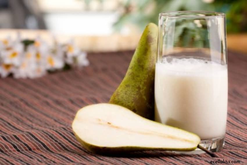 pear smoothie - want to make a green smoothie but don't know how