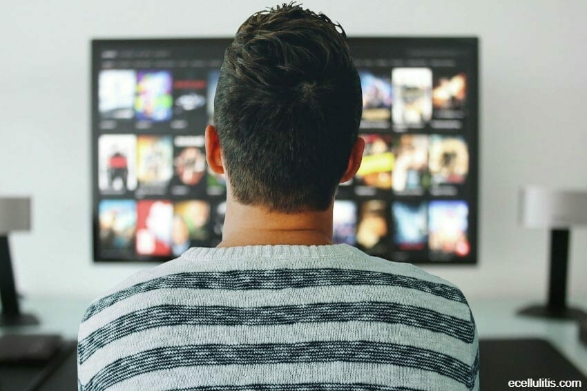 TV watching can cause obesity