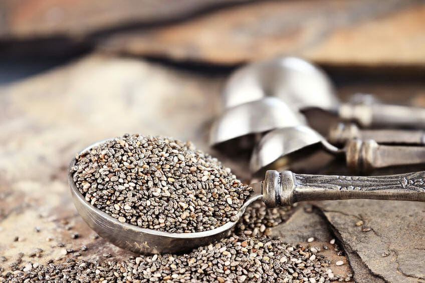 Importance of Food Combining - chia seeds