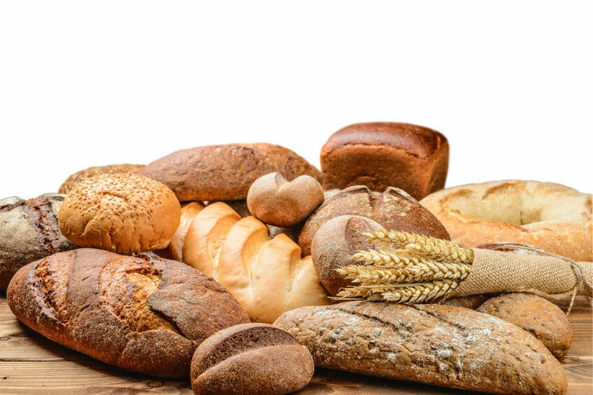 white bread - unhealthiest foods we consume almost every day