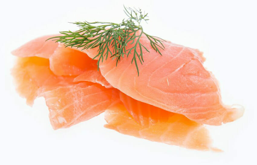 Salmon - food combining - avoid eating proteins and carbohydrates at the same time