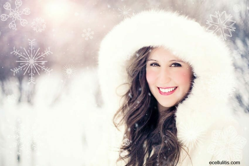 food for skin protection in winter
