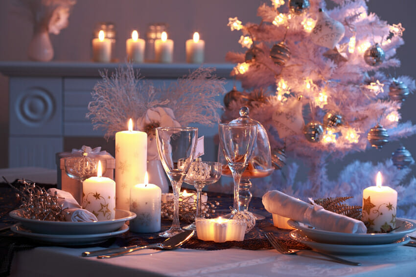 Christmas - family meals
