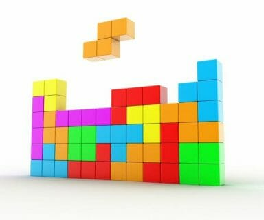 losing weight with Tetris video game