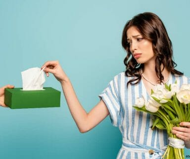 how can you deal with spring cold and flu - fight it with food