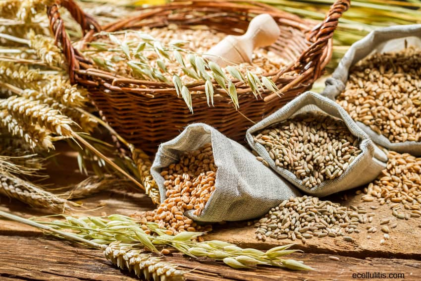 Whole grains - All What You Need To Know About Anti Aging Food – A 101 Guide