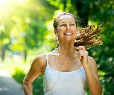 Running - 15 ways for great figure and optimum health