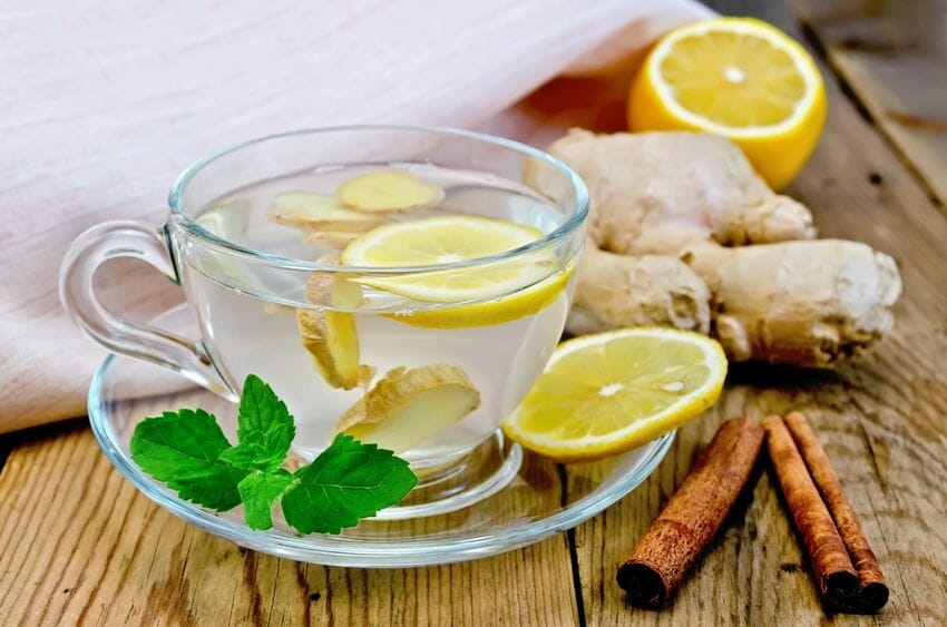 Ginger Tea: Valuable Aid in Weight Loss and Powerful for Stronger Metabolism