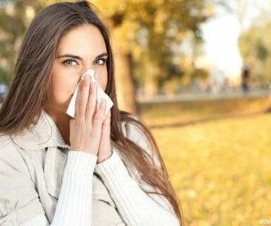 fall allergies - natural ways to fight them