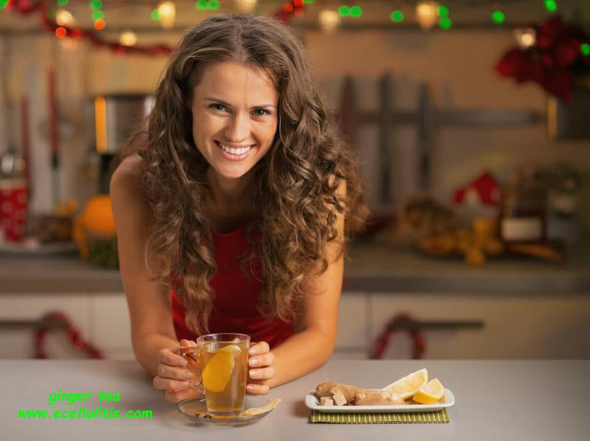 ginger tea health benefits