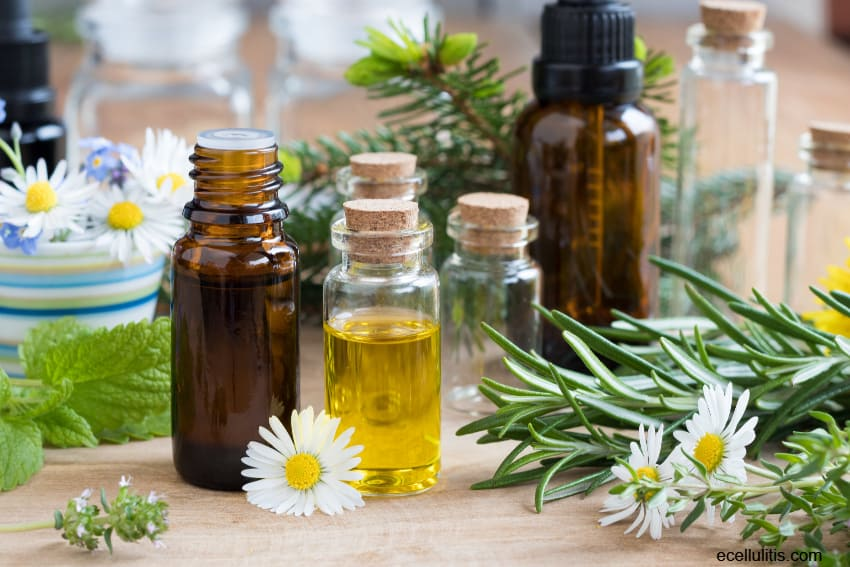 aromatic oils for common winter health problems and skin protection