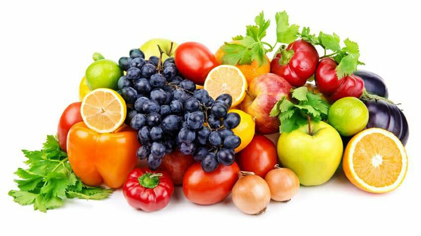 detox plan - organic food