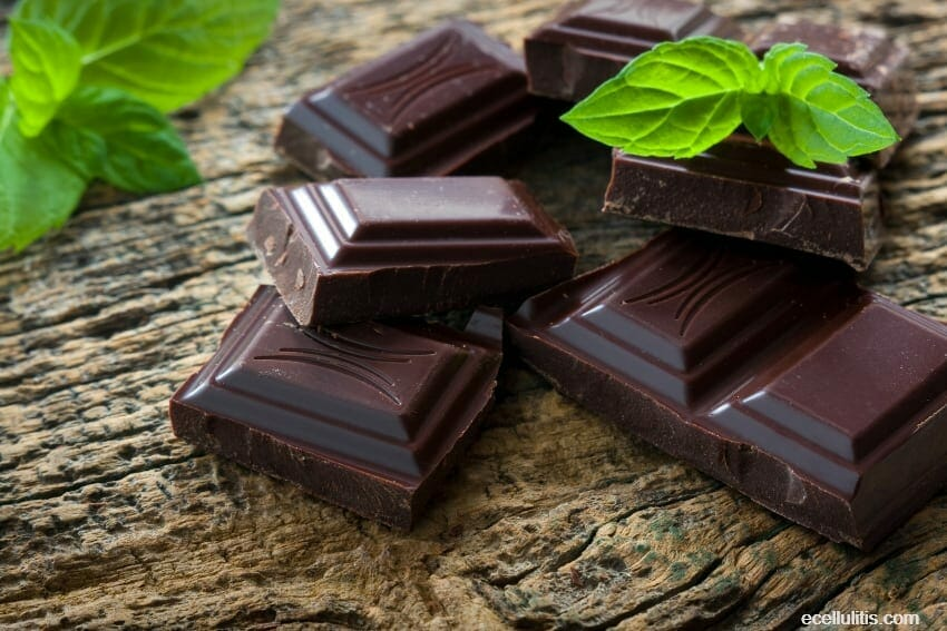 dark chocolate - health benefits