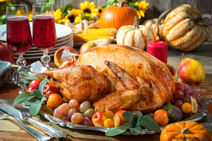 nutrition rules - how to stay on track during thanksgiving