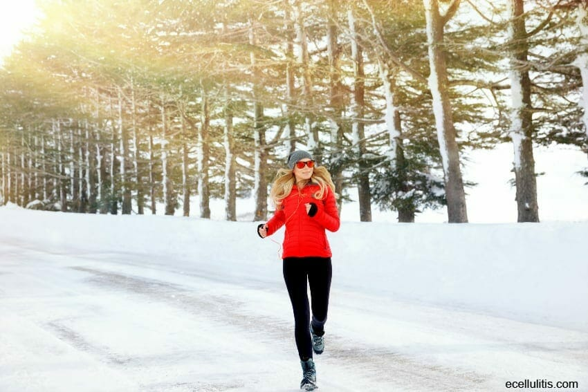 tips on how to exercise in winter