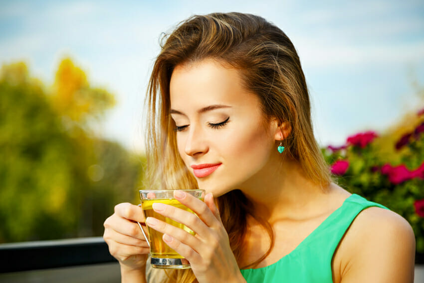 Green tea - Everyday Drinks For Your Optimum Health