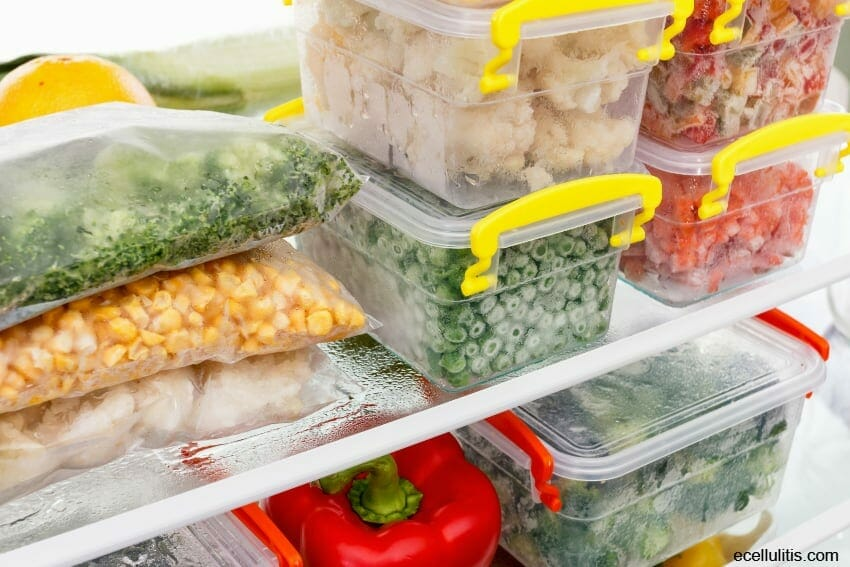 frozen food for thanksgiving meals