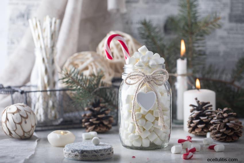 jars - eco-friendly gift wraps ideas