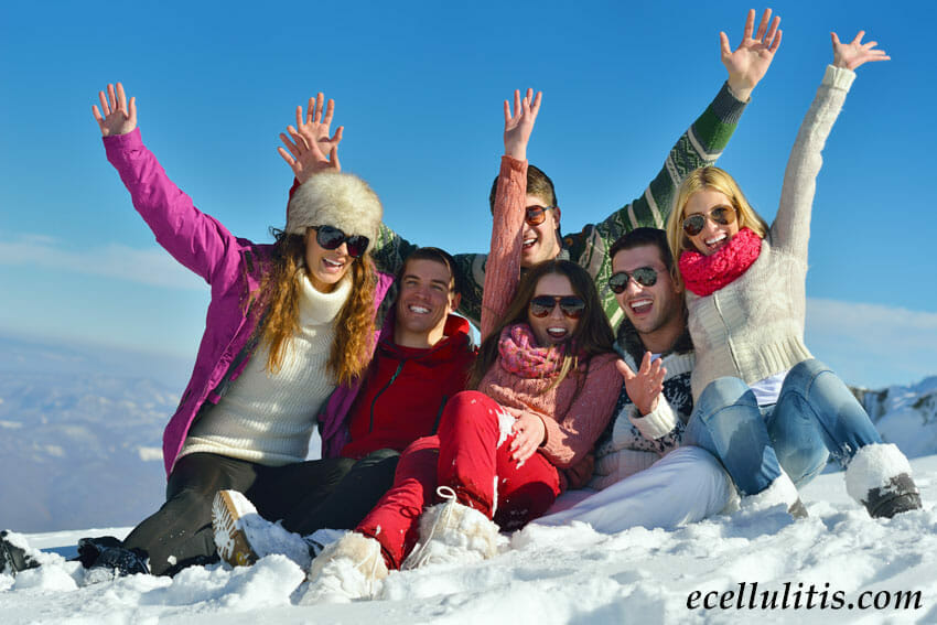 stay healthy and happy in winter