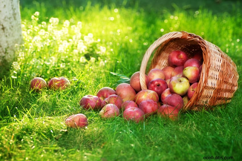 apples - food for cranky people