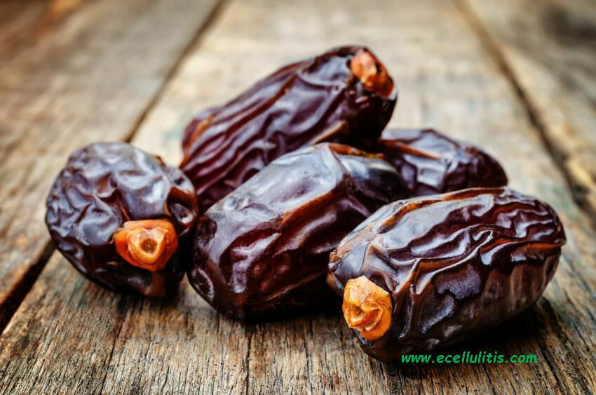 dates health benefits - fall food