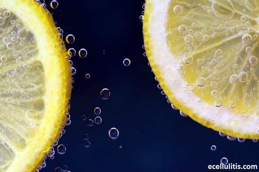 Natural Remedies for Allergies - Drinking Lemonade