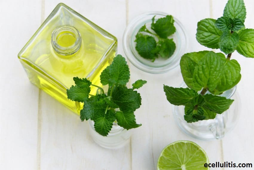 Natural Remedies for Allergies - Drinking Peppermint Tea