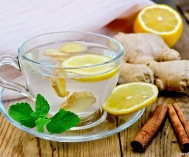ginger tea - valuable aid in weight loss and powerful for stronger metabolism