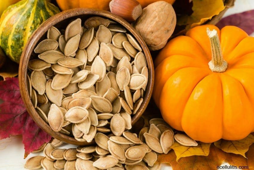health benefits - pumpkin seeds